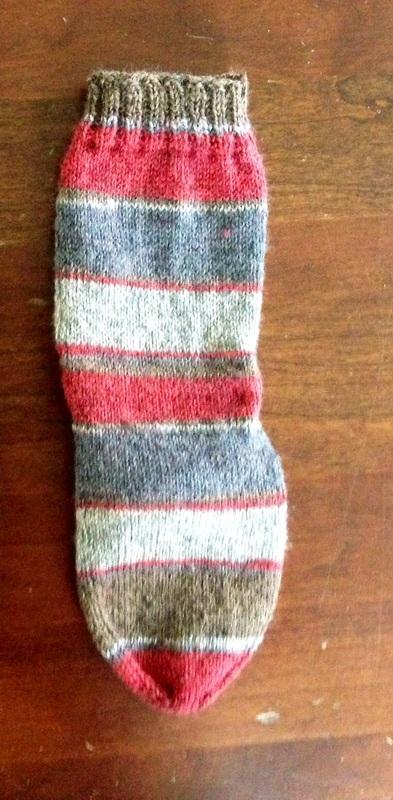 Easy Magic Loop Sock Pattern Ramblings And Randomness Of An